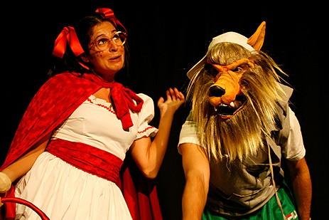 Caperucita y el lobo feroz - 5 8