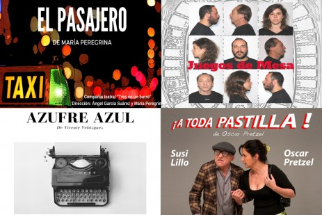 I Festival de Teatro Breve. <br /> 1 de julio