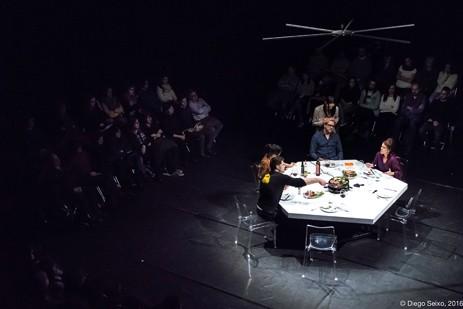 Raclette  - XV Circuito Red de Teatros Alternativos