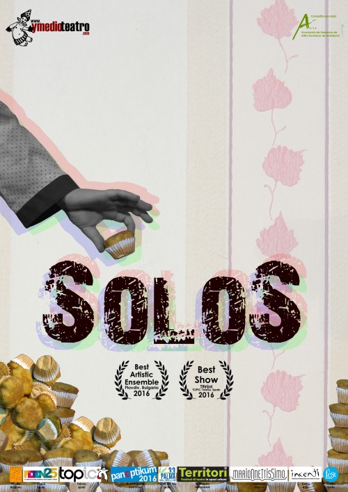 Solos <br /> Obra seleccionada por la Red de Teatros Alternativos de España